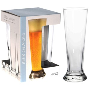 Glass Øl 4pk. 370ML