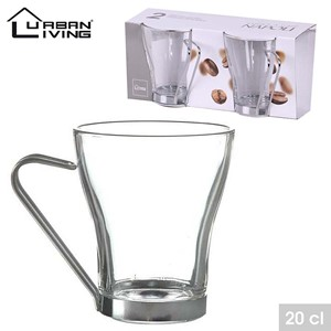 Glass til Kaffe 2pk. 0,22L