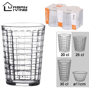 Glass Berlin 4pk. 20cl